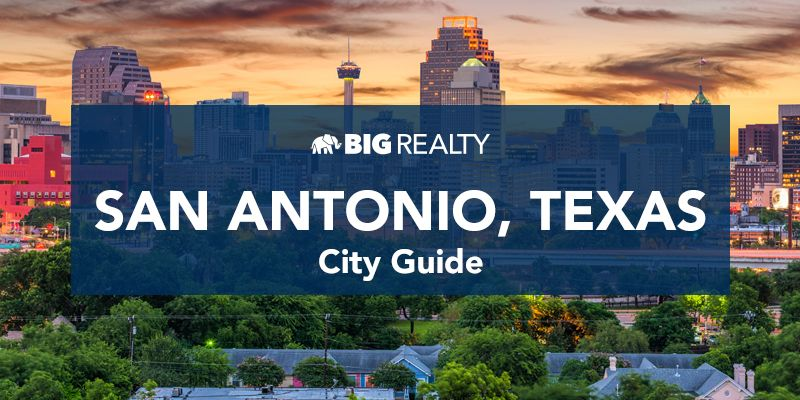 San Antonio Realty City Guide