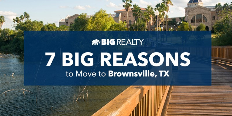 Moving to Brownsville