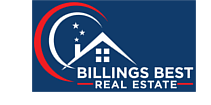 Billings Best Real Estate Logo