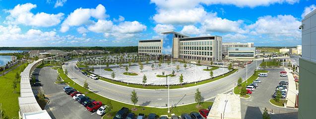 Lake Nona Orlando VA Hospital