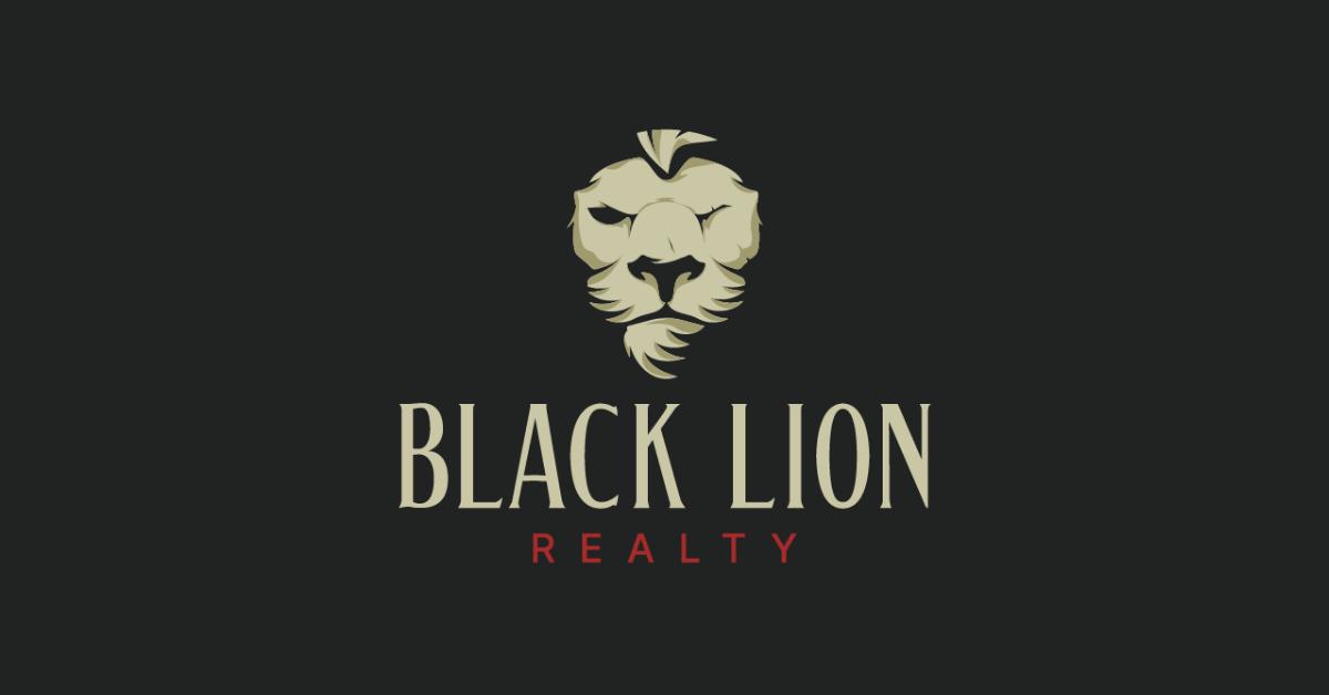 Black Lion Realty LLC Logo