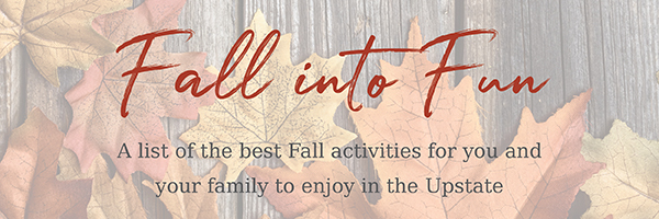 Fall Activities in Greenville