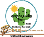 ARIZONA LIVING TEAM Logo