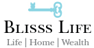 Blisss Life Enterprises Logo