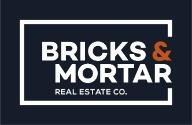 Bricks & Mortar Real Estate Co. Logo