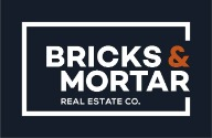 Bricks & Mortar Real Estate Co Logo