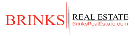 Brinks Real Estate Logo