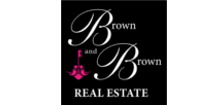 Brown and Brown Real Estate Logo