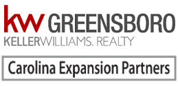 Keller Williams of Greensboro - Carolina Expansion Logo