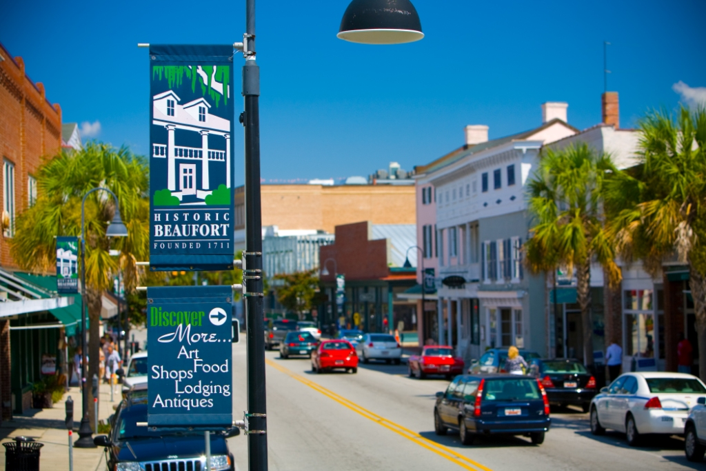 Beaufort SC named Top College Town