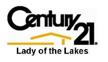 Century 21 Lady of the Lakes Logo