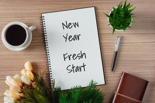 New Years Resolutions for Home Sellers