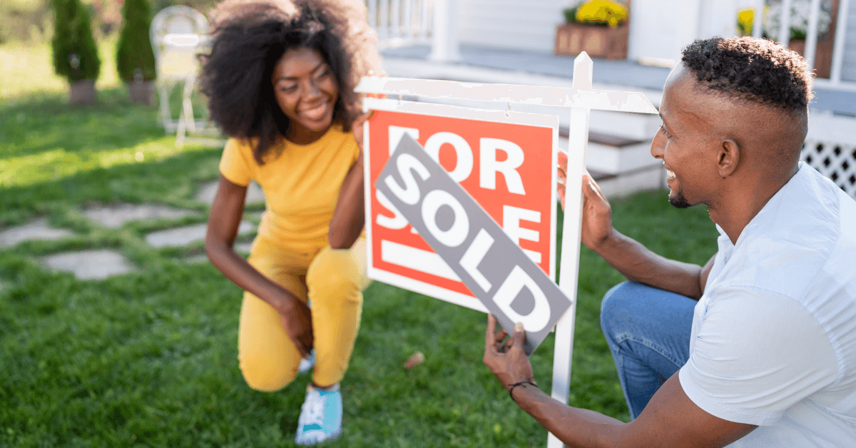 Couple selling home – Sell Faster, Sell Higher – Judy Martin Real Estate Blog