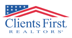 Clients First, Realtors Logo