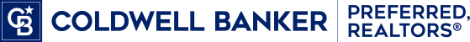 Coldwell Banker Preferred - MI Logo