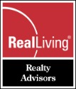 Real Living Realty Advisors Logo