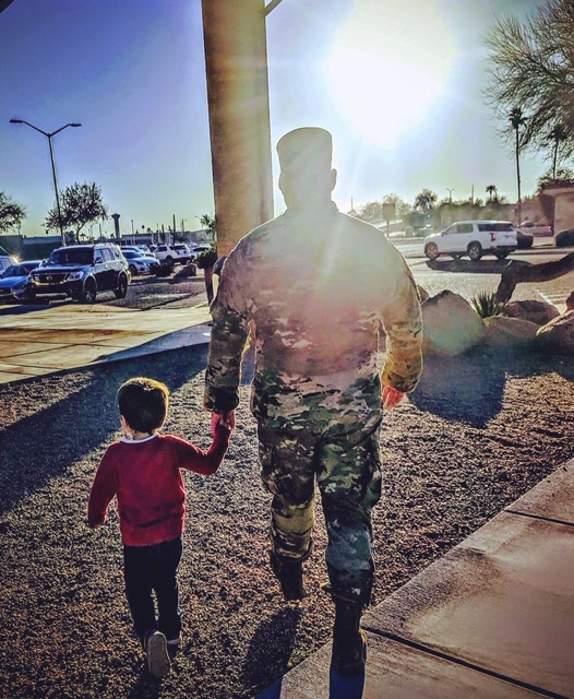 We Love Our Military Families