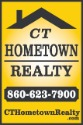 CT Hometown Realty LLC. East Windsor Logo