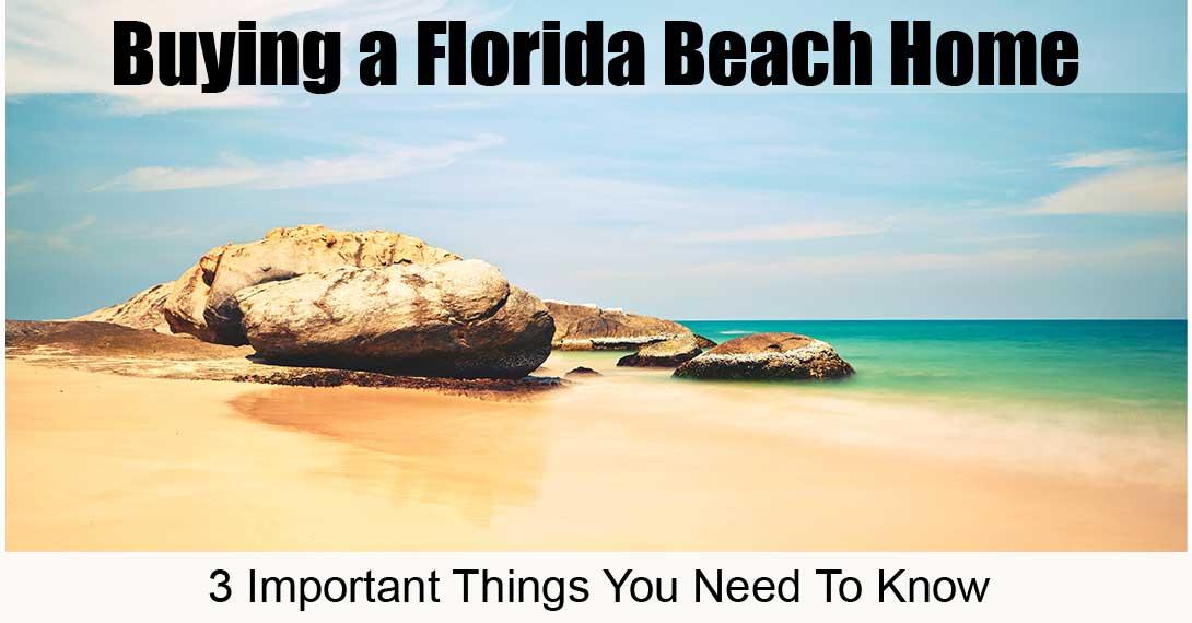Buying a Florida Beach Home