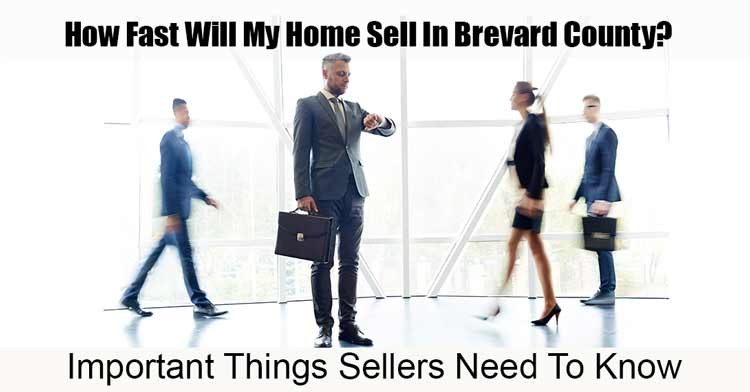 How Fast will My Home Sell?
