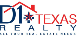 D1 Texas Realty - TX Logo