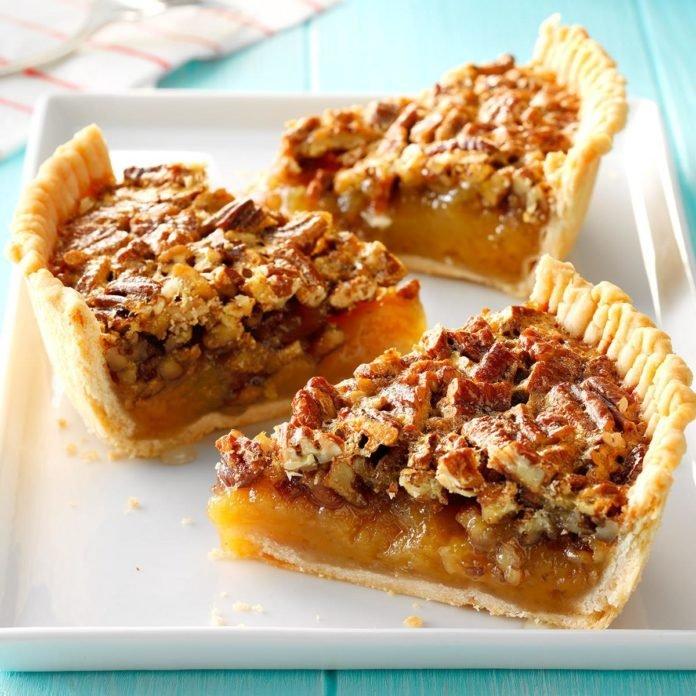 Pecan Pie - Texas Style