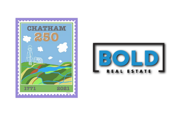 Chatham 250 & BOLD Real Estate Logo
