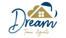 Dream Team Agents Real Estate Logo