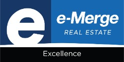 e-Merge Real Estate Excellence Logo