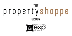 The Property Shoppe Group  - TX Logo