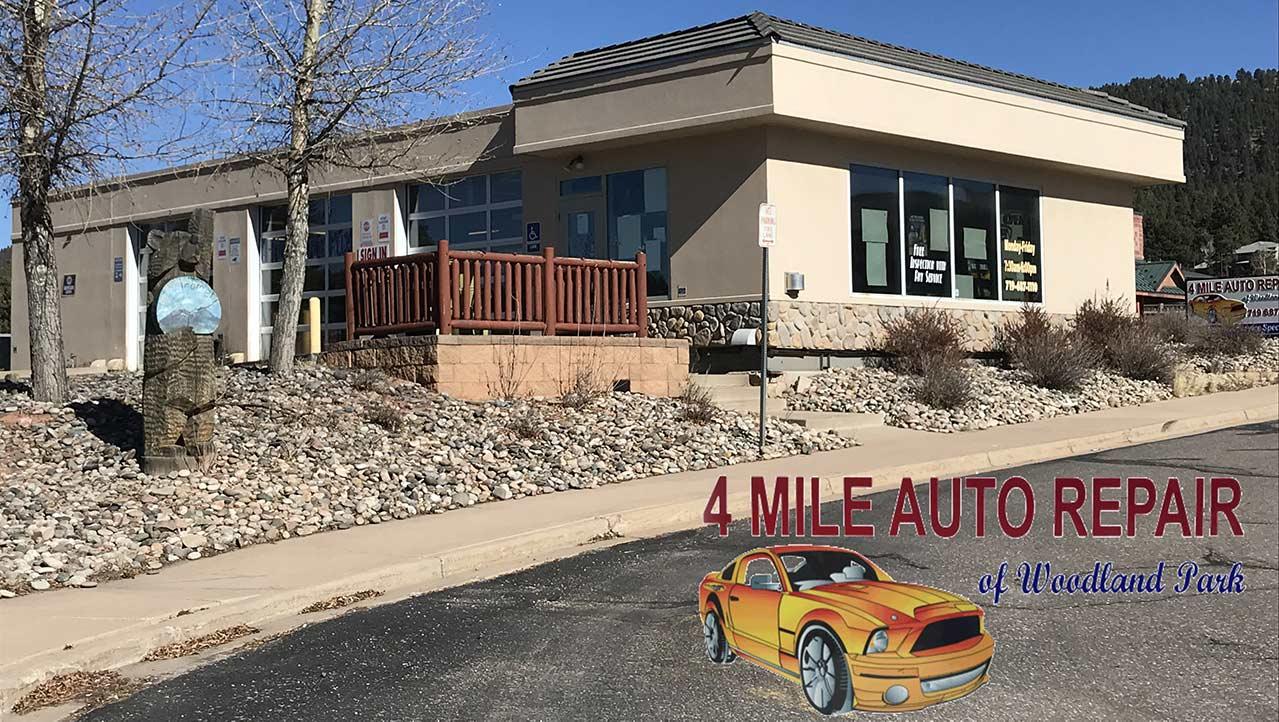 commercial property 4 mile auto repair shop
