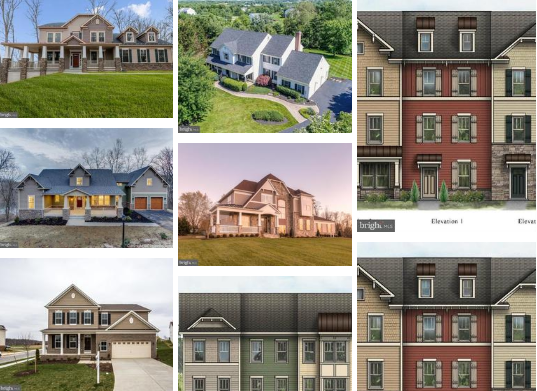 Urbana homes for sale