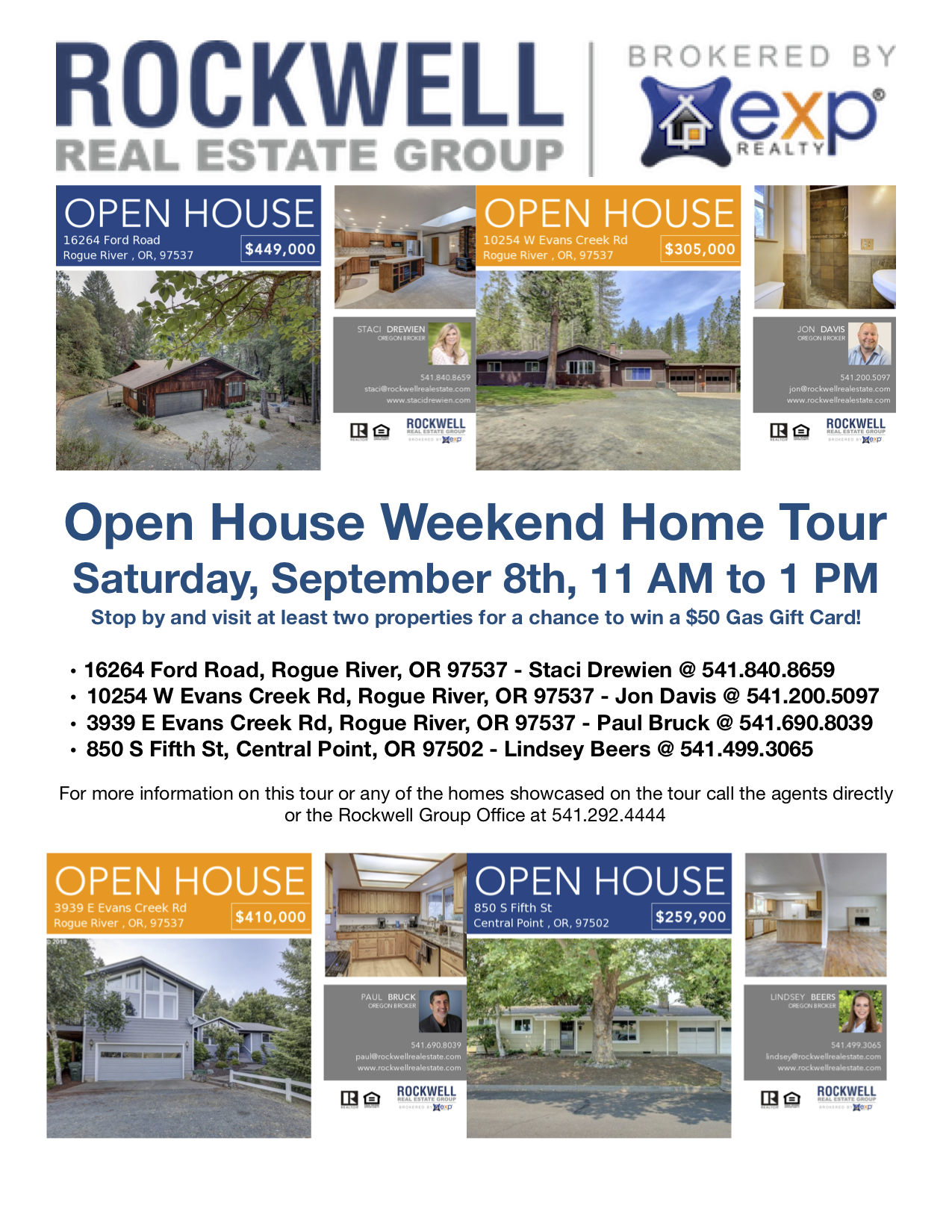 Open House Tour