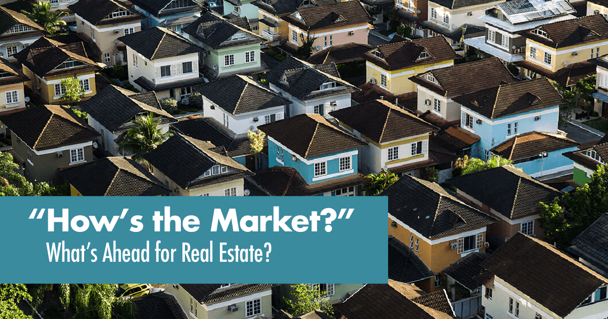 """How's the Market?"" 