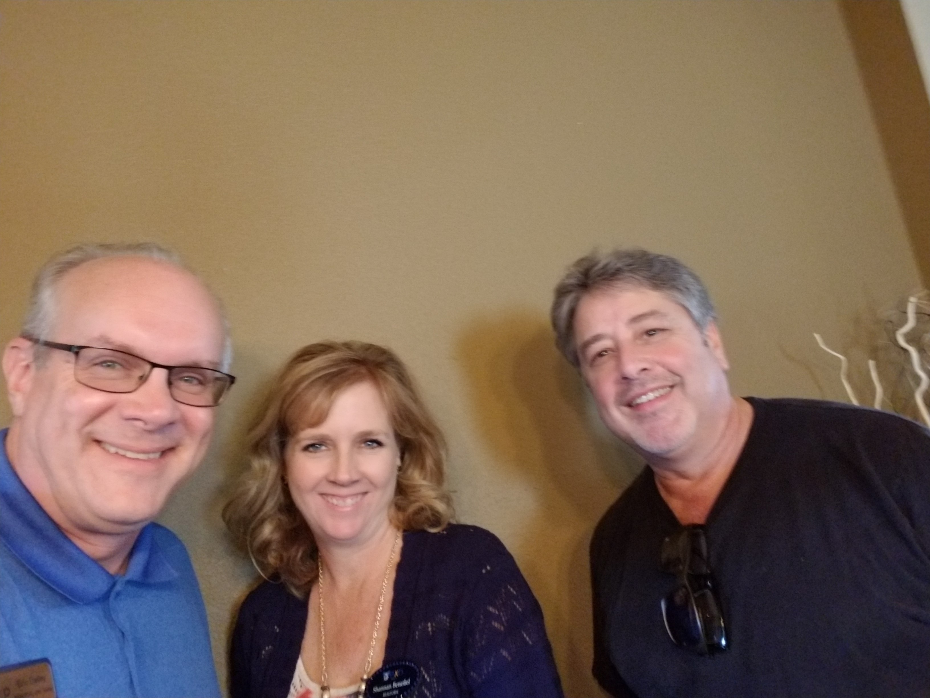 Eric, Shannan, and Jim