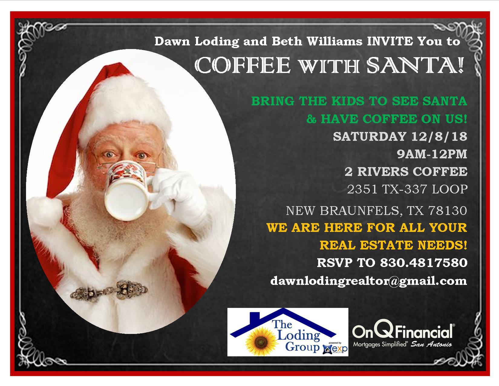 Santa Invite