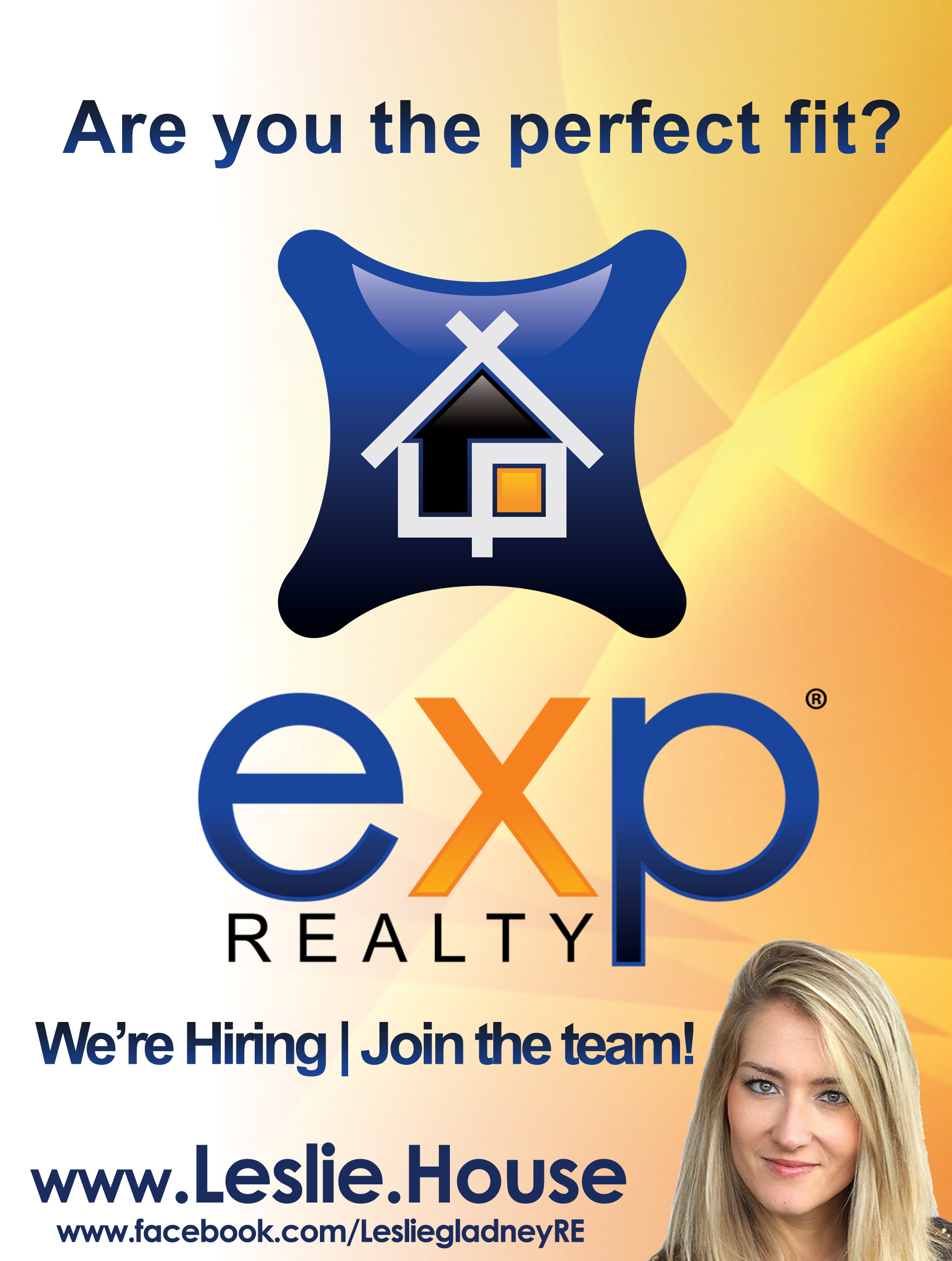 Join the EXP Team With Leslie Gladney