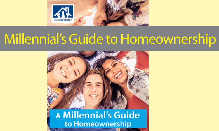 Millenials Guide to Homeownership