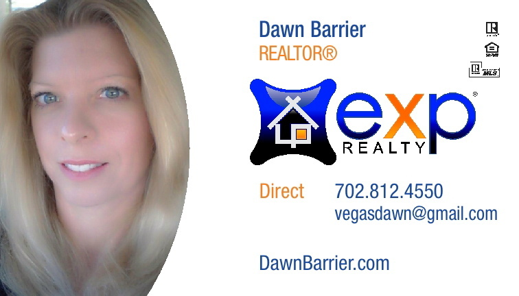 Dawn Barrier eXp Realty - Realtor in Las Vegas