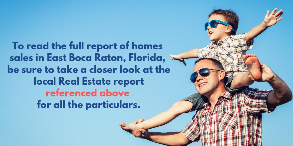 Home Sales in East Boca Raton Florida