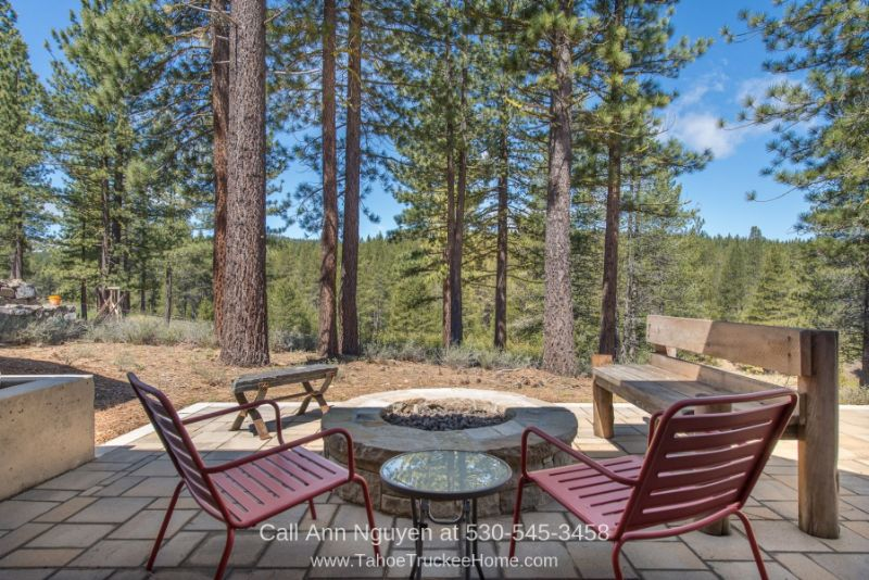 Truckee CA  Real Estate Properties for Sale - Discover the beauty of outdoor living space on the patio of this home for sale in Truckee CA.