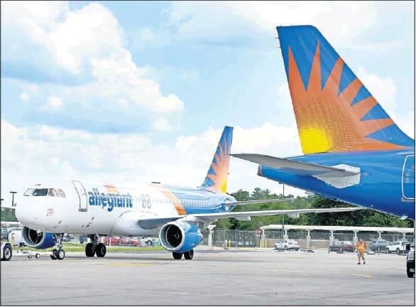 Allegiant Adds More Nonstop Flights At Vps