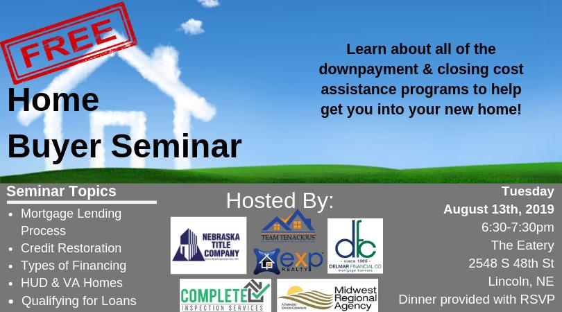 Home buyer workshop August