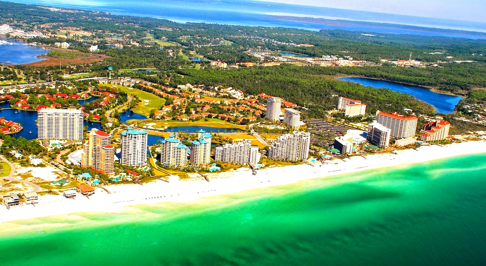 Miramar-Sandestin Resort, Florida