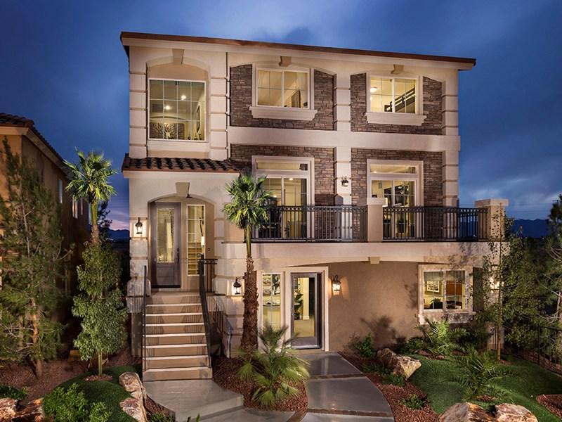 Plan 3990 by American West Brentwood Las Vegas NV