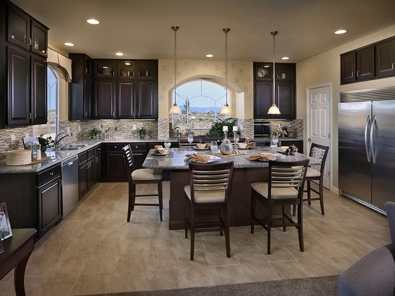 American West Plan 3990 Kitchen