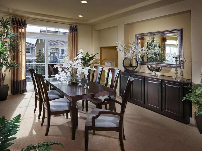 American West Plan 3990 Dining Room