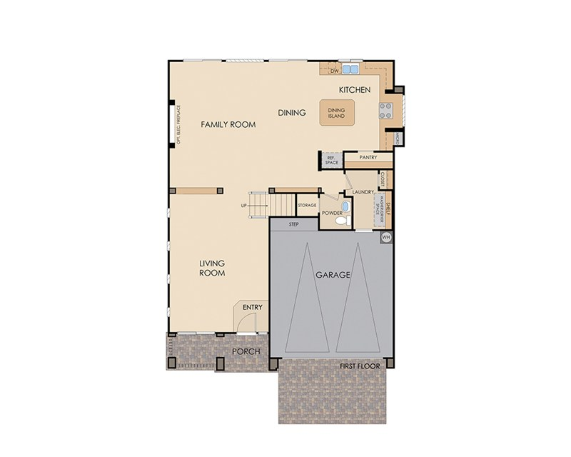 Plan 2927 by American West at Brentwoow, NV