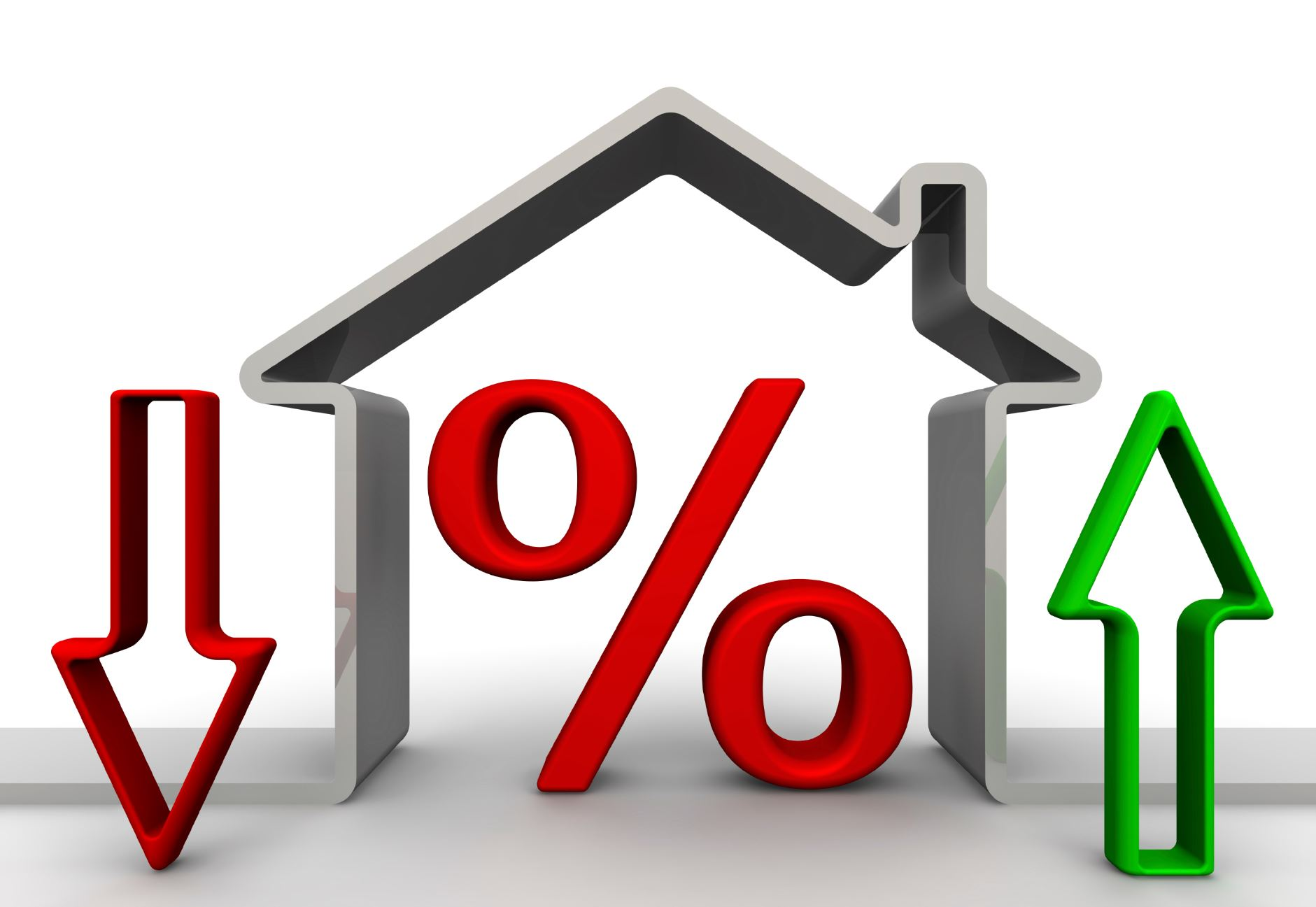 Low Interest Rates for buyers to buy their dream home