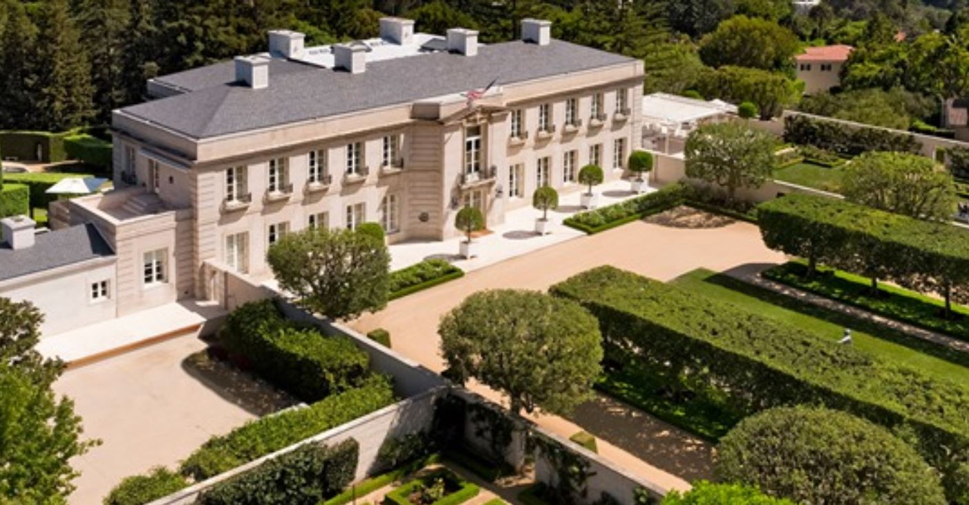 Beverly Hillbillies mansion sells for a record price